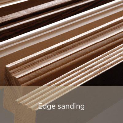 edgesanding